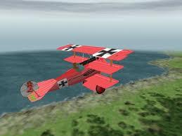 red-baron-lentokone