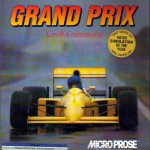 MicroProse Formula One Grand Prix Kansi 150x150 Formula One Grand Prix simulaatio autopelit 