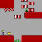 Commander Keen screenshot from game