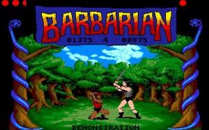 Barbarian-Metsa-Taistely