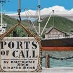 Pots of Call peli satama laiva kuvankaappaus