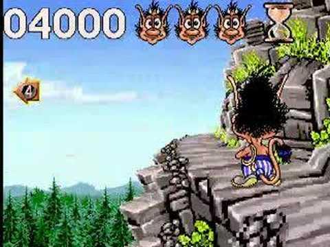 Hugo seikkailu tv peli vuori kallio