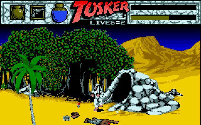 Tusker-Aavikko-Viidakko