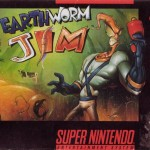 EarthWorm Jim SNES Kansi 150x150 Earthworm Jim tasohyppely 