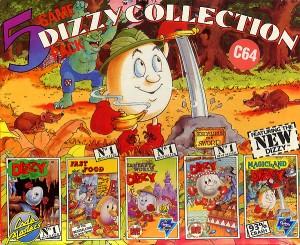 Dizzy-pakkaus-sarjat