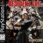 Resident Evil 1 PS1 Kansi 150x150 Resident Evil toiminta 3d pelit