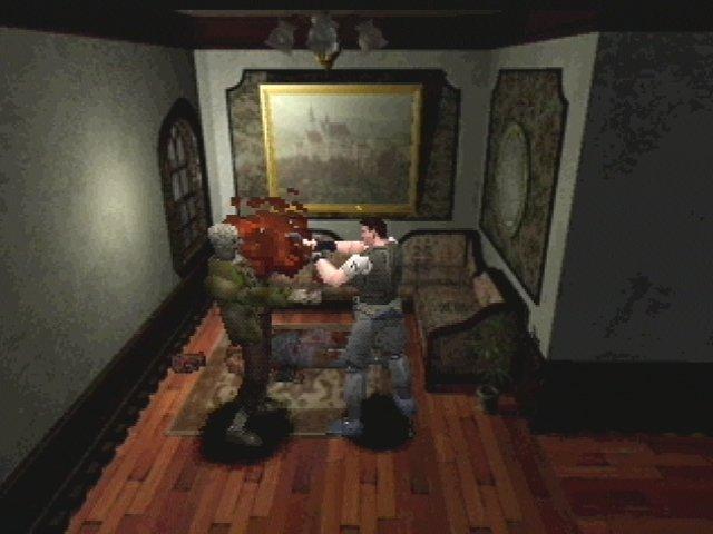 Resident-Evil-1-Zombi-Haulikko-Veri