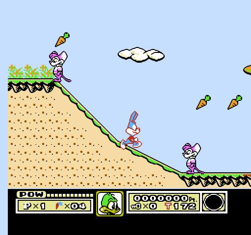 Tiny_Toon_Adventures_NES_Porkkanat-Hiiret