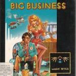 Big Business pelin kotelo missä bisnesmies ja nainen
