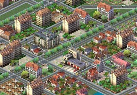 Sim-City-3000-Esikaupunkialue
