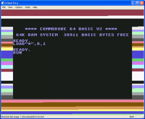 ccs64 Commodore 64 Emulaattori