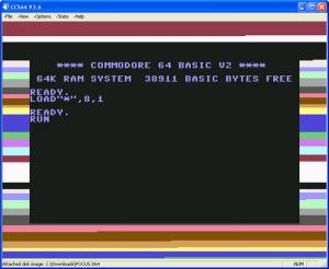 ccs64 Commodore 64 Emulaattori 300x246 Commodore 64 emulaattori