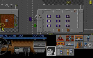 Hill Street Blues - Poliisiautot Parkkipaikka