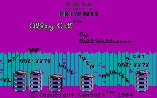 Alley-Cat-alku