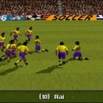 Fifa 96 Brasilia tuuletus jalkapallo ottelu