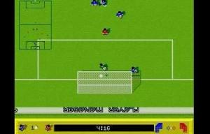 Kick-Off-Maali