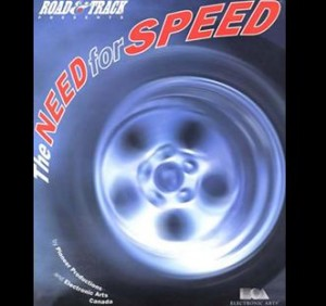 Need for Speed - Kansi