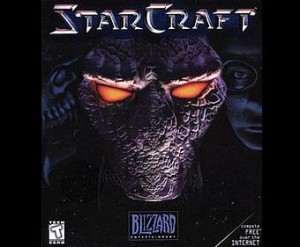 StarCraft Intro Kansi