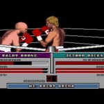 TV Sports Boxing Nyrkkeily Ottelu Sivusta Nyrkkeilijät