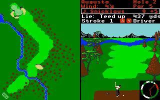 World Tour Golf Joki Metsä