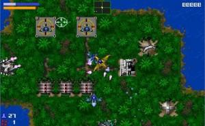 Zone 66 - Saari Taistelu Lentokone