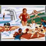 Espana 92 Kansi Intro Urheilijat Olympialaiset