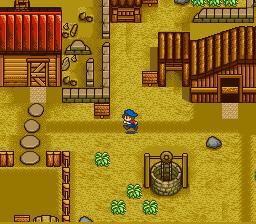 Harvest Moon Nintendo Maatila