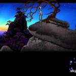 Loom Kukkula Auringonlasku Maisema