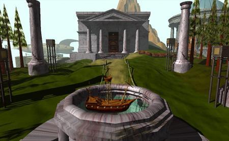Myst Vesiallas Laiva Palatsi