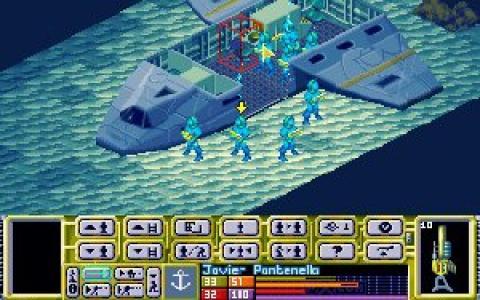 X-COM Terror from the Deep - Vedenalainen Taistelu