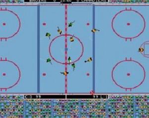Wayne Gretzky Hockey Kaukalo Ottelu