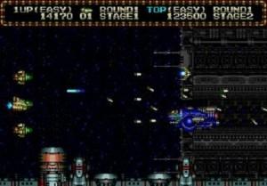 Zero Wing Avaruus Taistelu