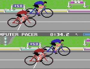 Summer Games II Olympialaiset - Pyöräily