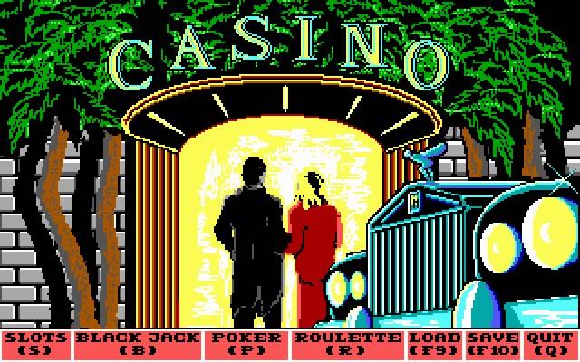 Vegas gambler - Intro Rolls Royce Kasino Sisääntulo