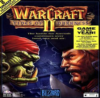 Warcraft 2 - Tides of Darkness - Kansikuva