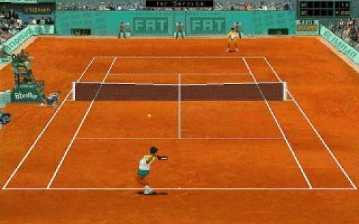 Tennis Elbow Sorakenttä