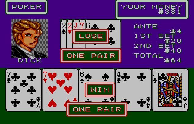 Casino korttipelit