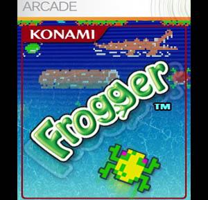 Frogger Konami Sammakkopeli Kansikuva