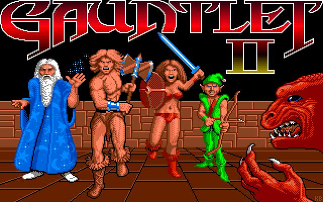 Gauntlet II