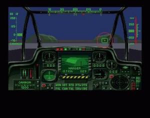 Gunship 2000 Helikopteri ohjaamo