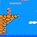 Adventure Island NES Meri