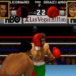 Boxing Legends Of The Ring (SNES) Nyrkkeilyottelu 2
