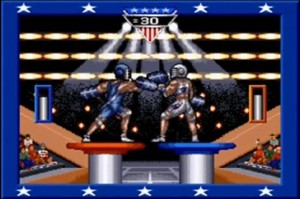 American Gladiators - Kaksintaistelu