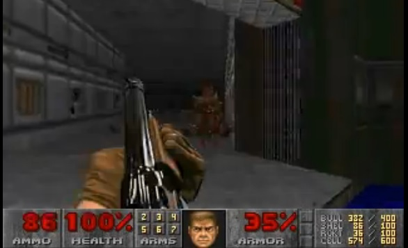 Doom II - Hell on Earth - Haulikko