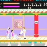 Kung-Fu Master Tappelupeli Potku