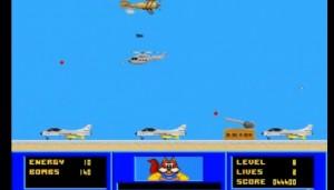 Skunny Desert Raid - Lentokoneet Tykki Pommitus