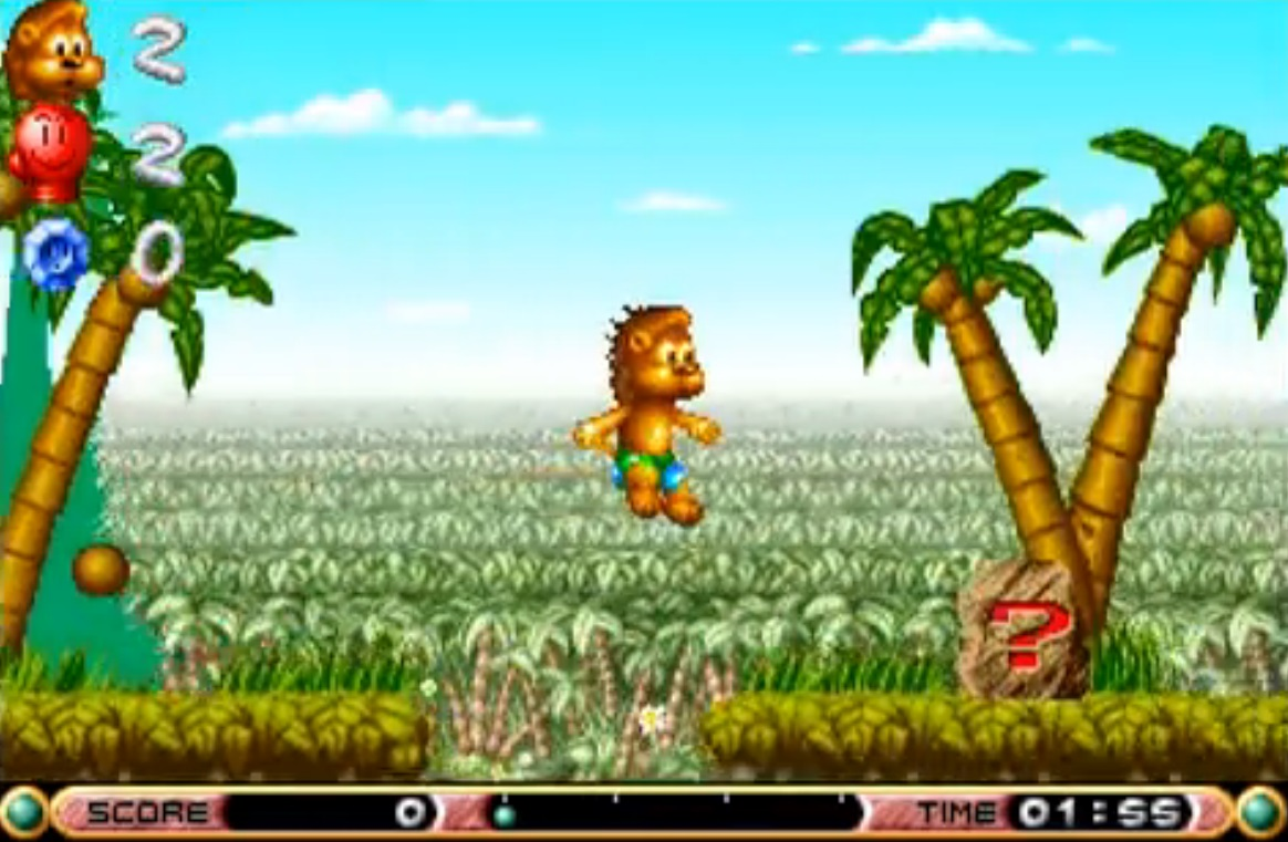 Brian The Lion Viidakko Jungle