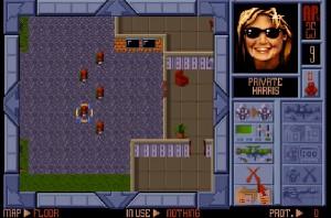 Laser Squad - Taistelu pihalla