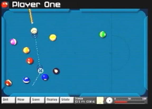 Arcade Pool Team 17 Peli