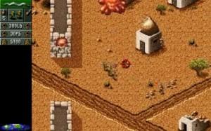 Cannon Fodder 2 - Kaupunki Taistelu